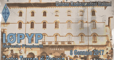 Al via l'8/1/2017 la prima attivazione D.T.M.B.A. – Il teatro Turreno di Perugia.