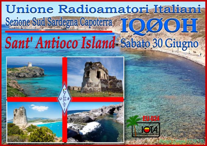 Sez. U.R.I. IQ0OH – Isola di Sant'Antioco